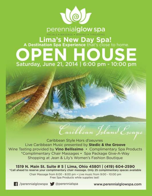 PG Open House