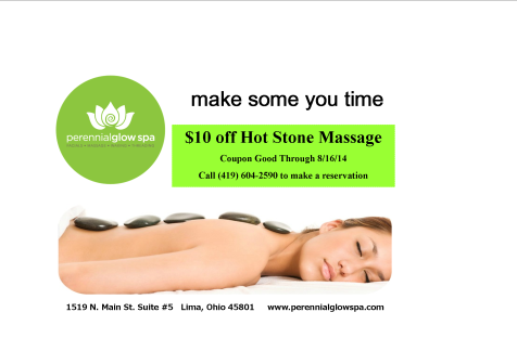 hot stone coupon