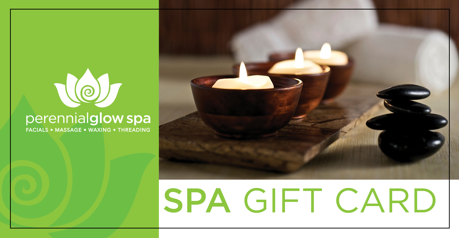 Memorial Day Gift Card Sale  PerennialGlow Spa