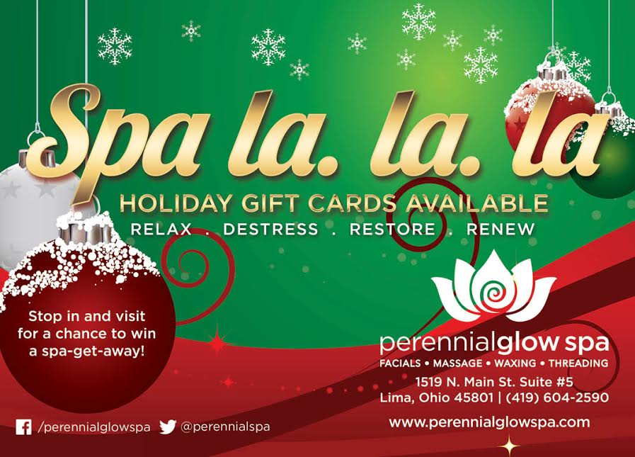 Christmas Time is here, We have the Gift Certificates ...
